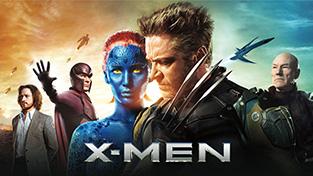X-Men: Apocalypse – McAvoy Becomes Charles