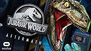 Jurassic World Aftermath trailer
