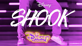 Shook on Disney Channel