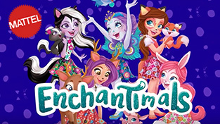 Mattel Enchantimals